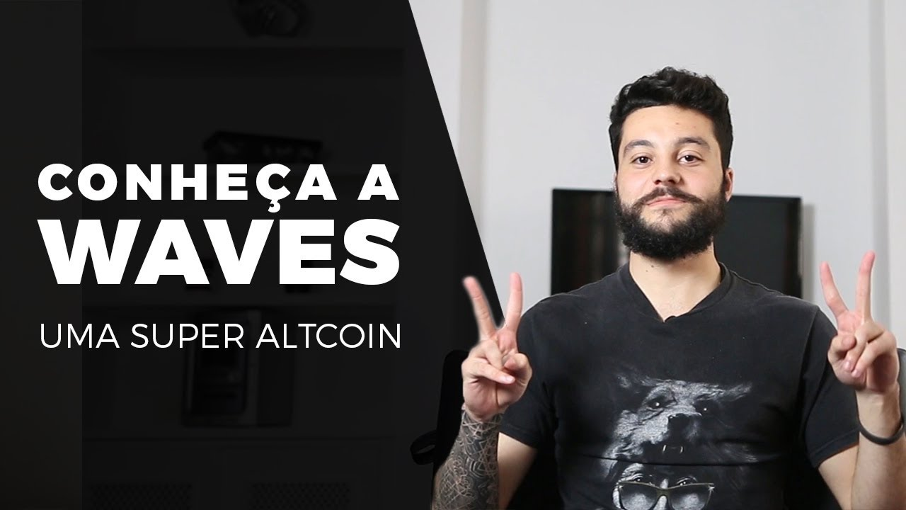 Altcoin Waves: Conheça essa SUPER altcoin