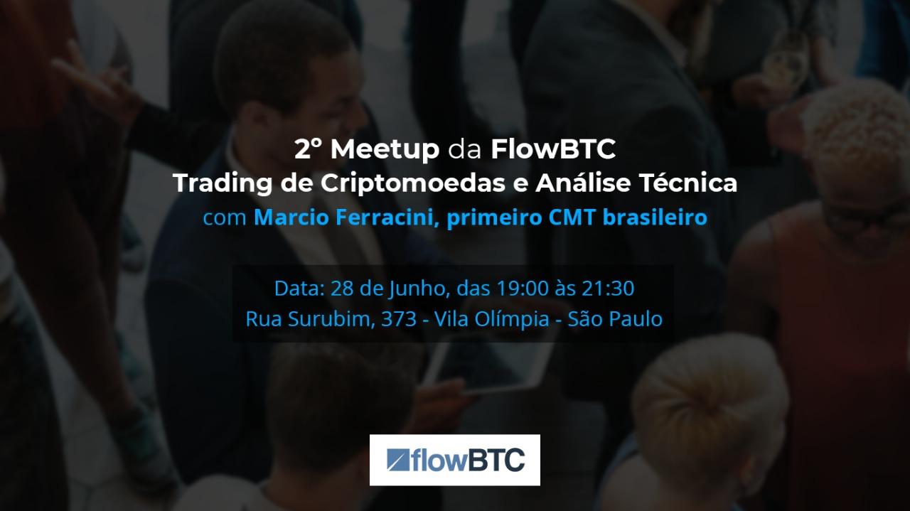2º Meet Up da FlowBTC: Obrigado!
