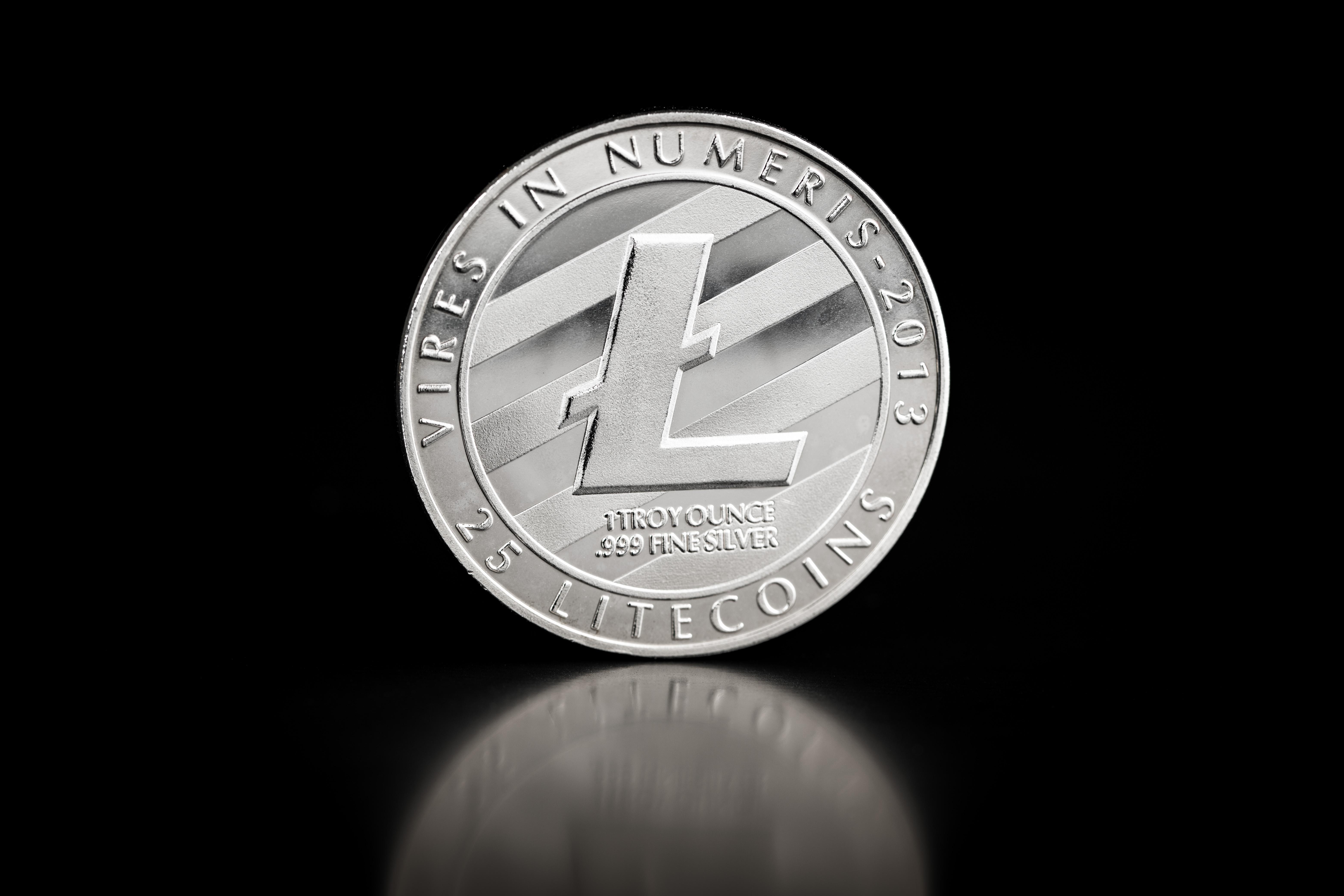 LTC litecoin preço do litecoin