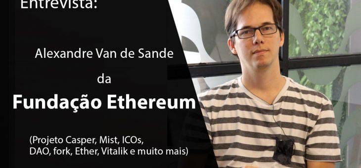 Tribo Bitcoin entrevista Alexandre Van de Sande