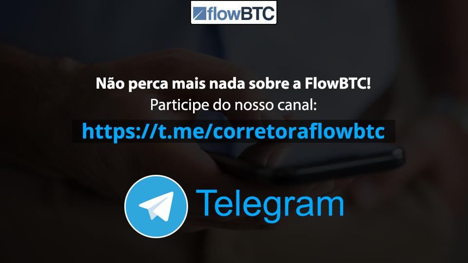 grupo telegram flowbtc