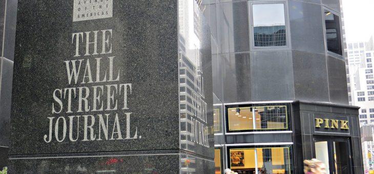 Wall Street Journal cria sua criptomoeda, WSJCoin, em documentário… e a destrói