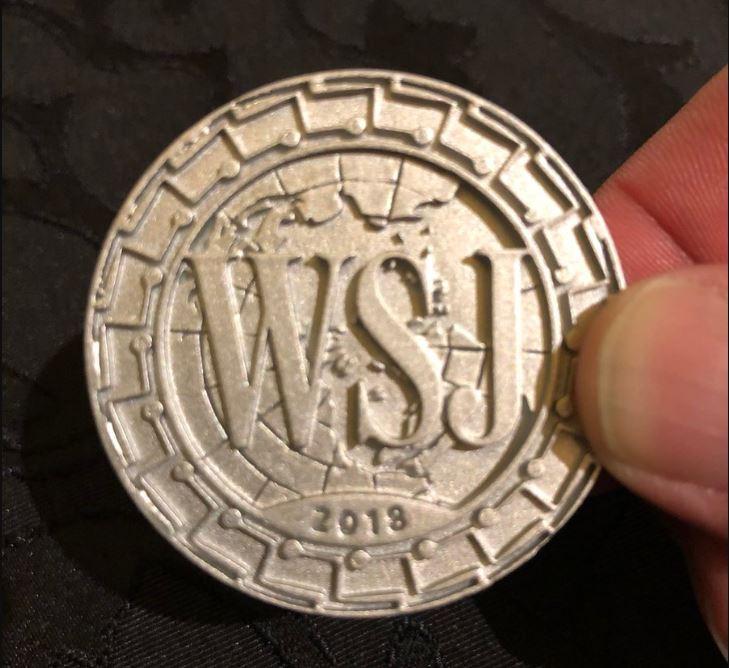 wsjcoin wall street journal documentário
