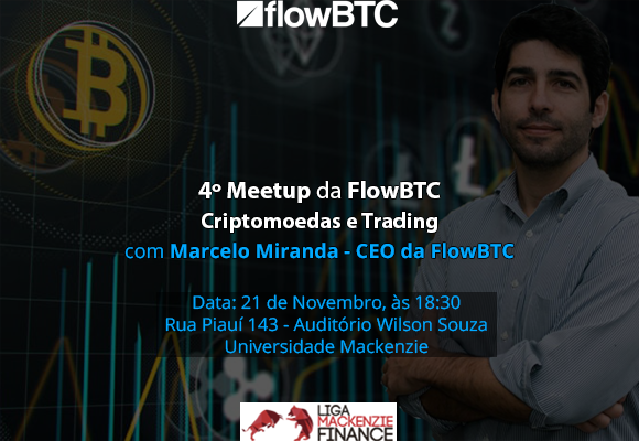 Meet up FlowBTC mackenzie trading