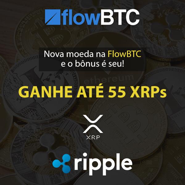 Bônus FlowBTC Ripple XRP
