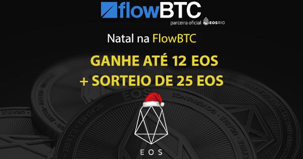 Tudo o que você precisa saber sobre EOS, a nova moeda da FlowBTC