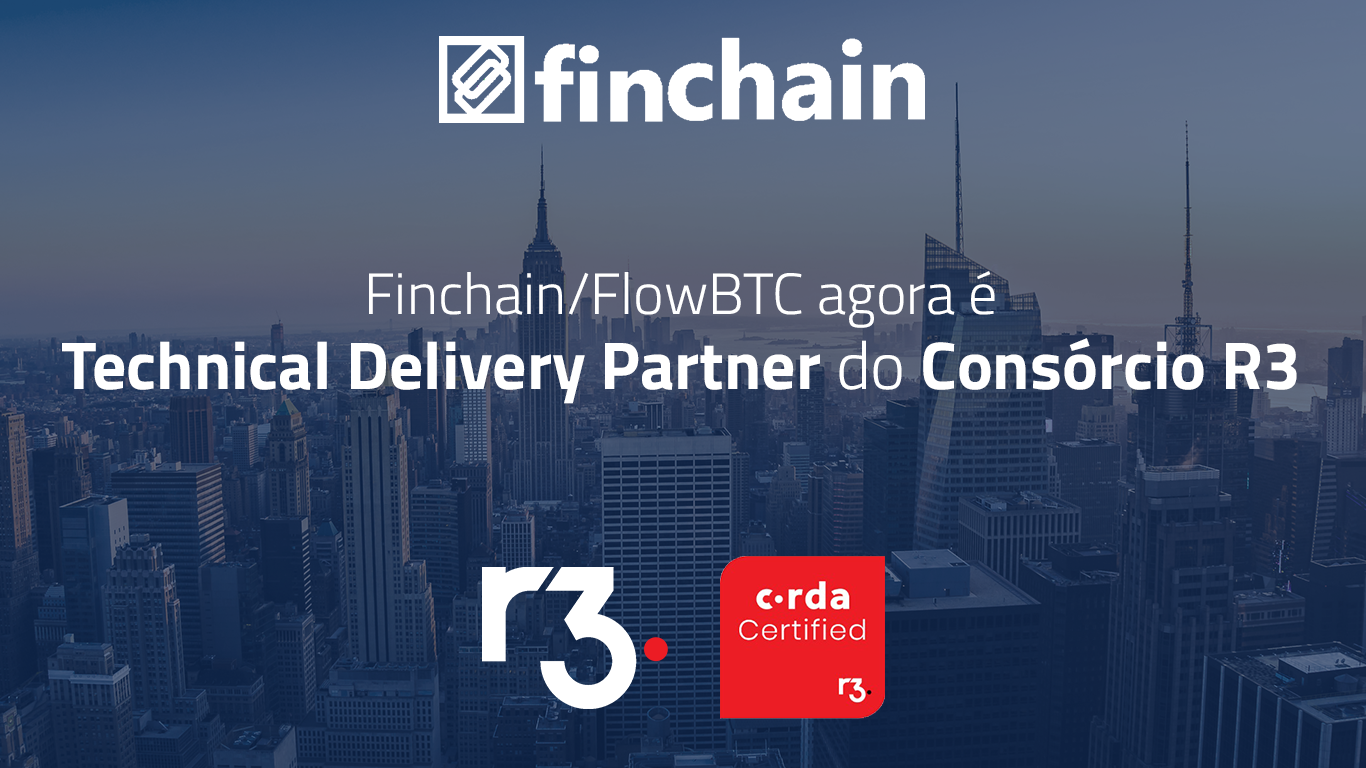 Finchain se torna Technical Delivery Partner do Consórcio R3 – Release