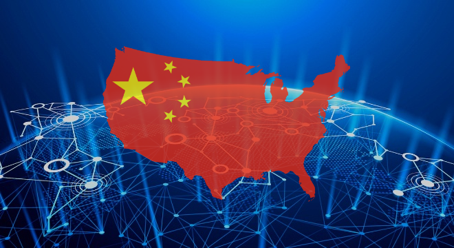 O futuro da China com Blockchain