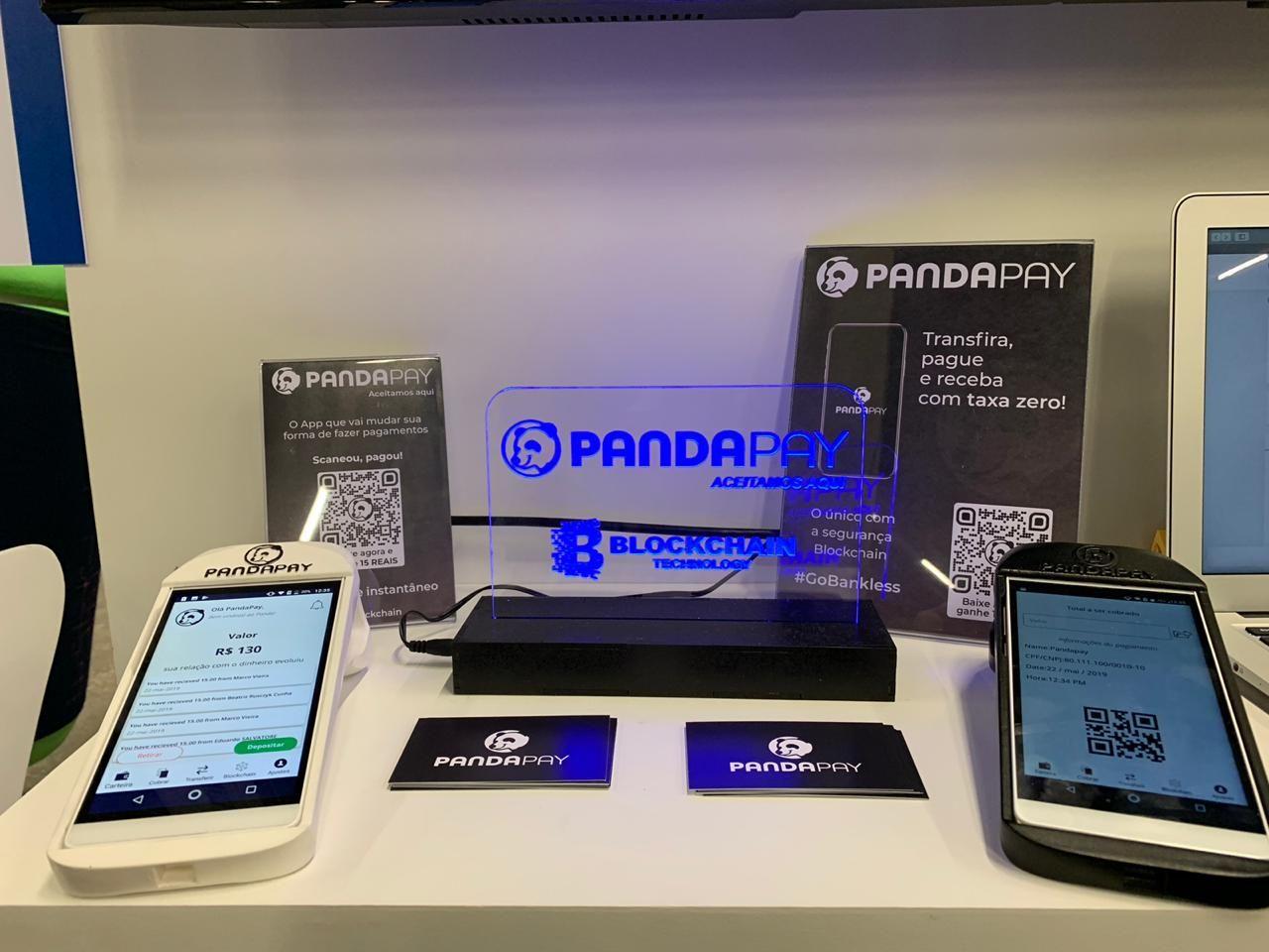 FlowBTC + Finchain e a nova Startup de pagamentos PandaPay