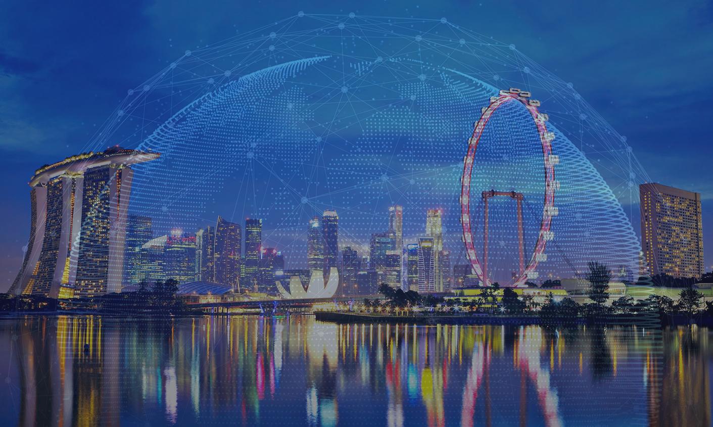 cingapura blockchain